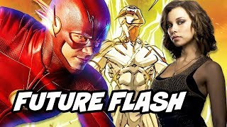 The Flash Season 4 Return of Dawn Allen Episode Confirmed and Godspeed