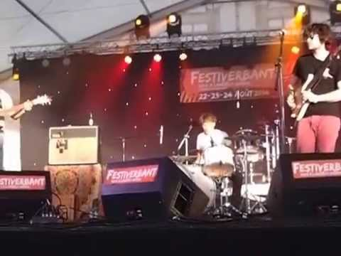 MAGIC & NACKED - LIVE FESTIVERBANT FESTIVAL - ROCK A LANDECY 2014