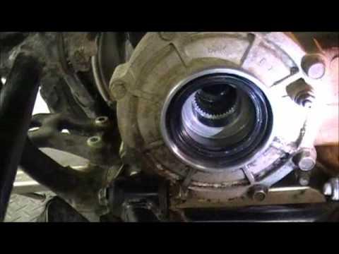 Yamaha Kodiak Drive Shaft Seal