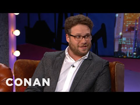 Seth Rogen: More Mayors Should Smoke Crack