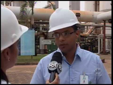 Entrevista para SBT Interior
