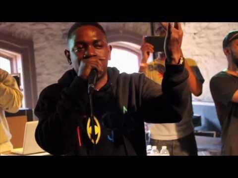 Shock the World Kendrick J. Cole