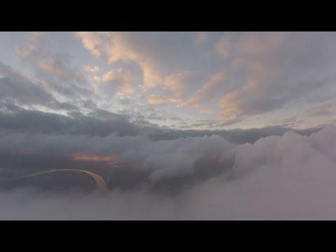 FPV-Bixler 1.1 Cloud surfing