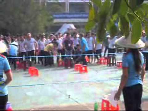 trò chơi vận động-lớp 12a4 trường Trung Phú