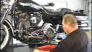 Change Harley Davidson Primary Fluid