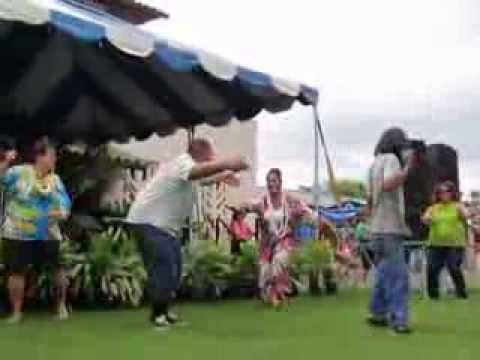 """Kapena - """"Talofa Teine"""" & Hawaiian 105 KINE Siva Samoa"""