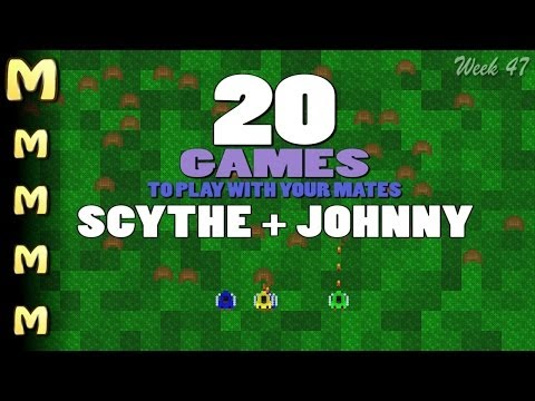 Let's Play Multiplayer 20 Games to Play with your Mates W47