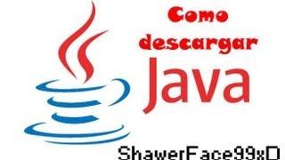 Como Descargar E Instalar Java Para Poder Usar Minecraft