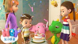 Песни Для Детей - С Днем Рождения Тебя + сборник Скачать клип, смотреть клип, скачать песню
