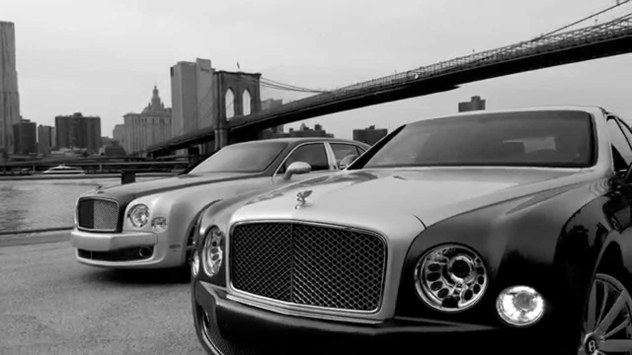 Deux chefs de design Bentley parlent de la Mulsanne