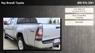 2010 Toyota Tacoma 4WD Double Cab Long Bed V6 TRD SPORT