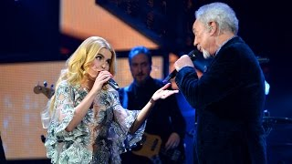 Tom Jones And Paloma Faith God Only Knows At BBC Music