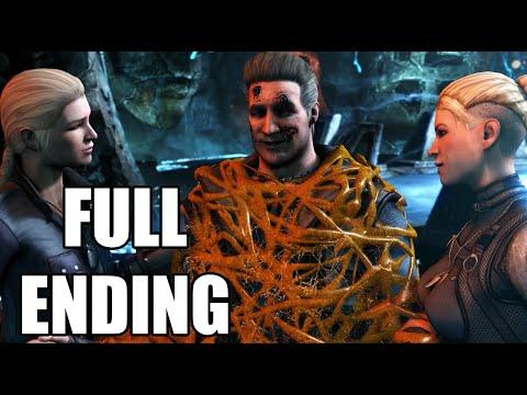 Mortal Kombat X - Full Ending