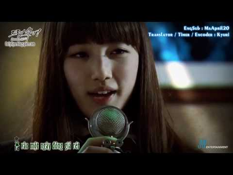 [Vietsub] [Official Full MV] Winter Child - Suzy (MissA) [Dream High OST]