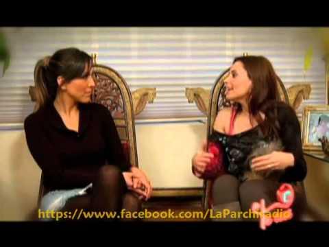 Yolanda Ventura en entrevista de Casa TV