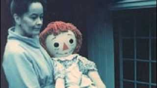 True Horror: Annabelle The Doll