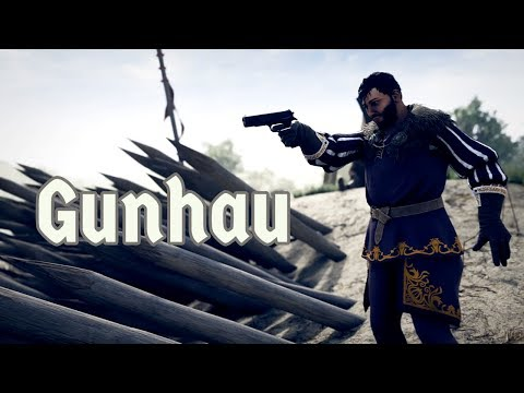 So they added a gun to Mordhau