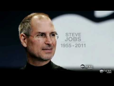 Steve Jobs Biography - Documentary 6 of 6 Apple Founder Dead at 56 ...