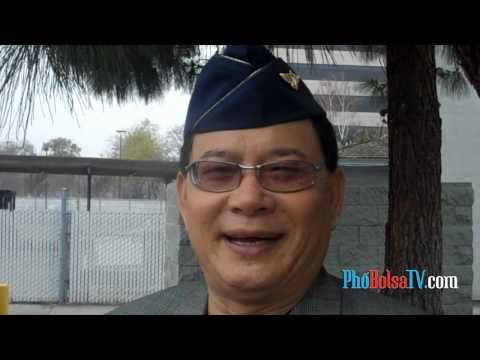 Phỏng vấn cựu phi công Lý Tống tại San Jose