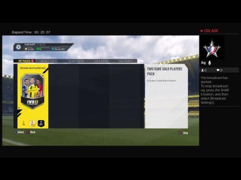 FIFA 17 AMAZING PACK OPENING