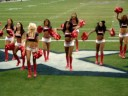 Texans Cheerleaders Close Up