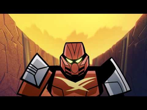 Bionicle Mini film ep. 13 - Padl� hrdinovia