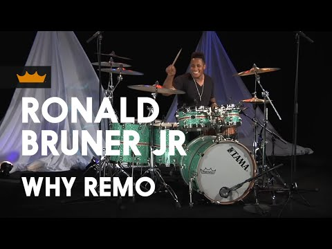 Remo + Ronald Bruner Jr + Why Remo