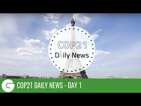 COP21 Kicks Off: Big Speeches, High Expectations