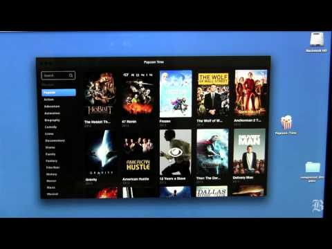 Tech Lab: Popcorn Time