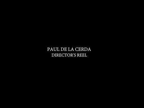 Paul DLC - Director's Reel 2014