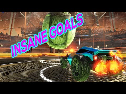 Best Rocket League Goals!