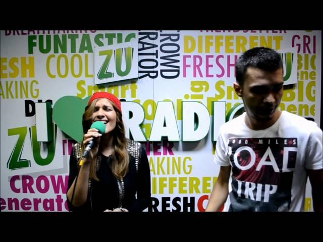 Vescan cu Alina Eremia - In Dreapta Ta (Live la Radio ZU)
