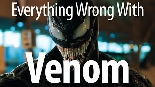 Everything Wrong With Venom In 16 Minutes Or Less