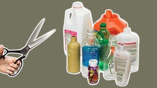 4 Ways To Recycle/Repurpose Plastic Bottles| Best Out Of Waste