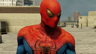 THE AMAZING SPIDER-MAN 2 VIDEOGAME SPIDER-MAN 2012