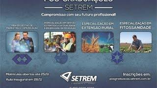 P�s-Gradua��es SETREM