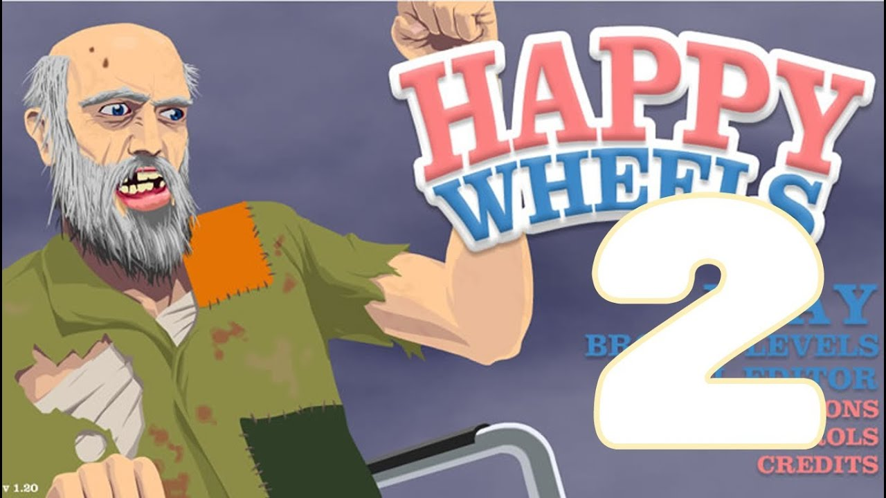 happy weels full version