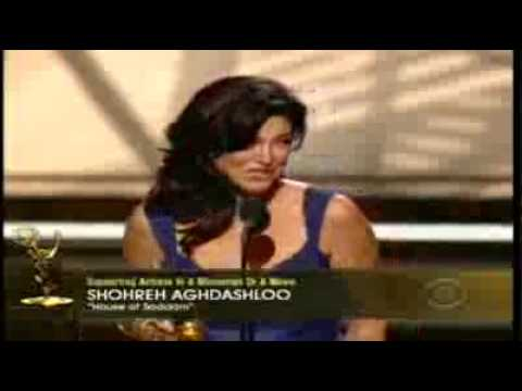 Iranian Actress, Shohreh Aghdashloo, Wins 2009 Emmy Award