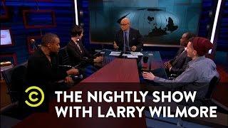 Larry Wilmore:  Mars 2024