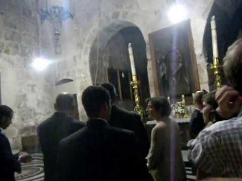 Enrico Letta a Gerusalemme