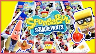 Mega Bloks SpongeBob SquarePants BlindBags With CODES