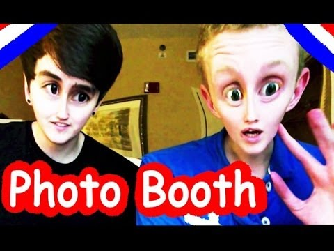 THE PHOTOBOOTH *CHALLENGE* Featuring Ryan Vallejo & BryanStars