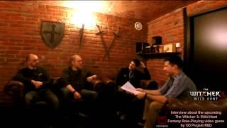 Exkluzív videóinterjú a Witcher 3 készítőinek magyar kollégáival