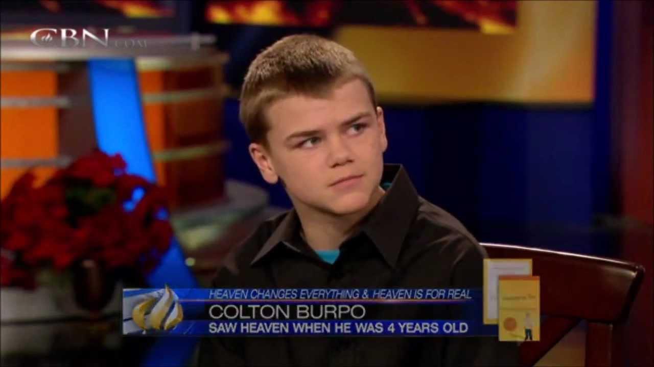 Colton Burpo