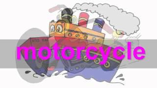 สื่อการสอนเรื่อง  transportation