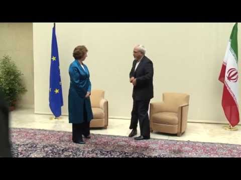 Start of E3/EU+3 Iran Talks in Geneva