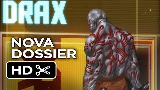 Exclusive Drax Character Profile - Guardians of the Galaxy (2014) - Dave Bautista Movie HD