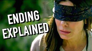 The Ending Of Bird Box Explained
