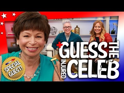 Top That! | Guess The Injured Celeb With Guest Valerie Jarrett! | Lightning Round