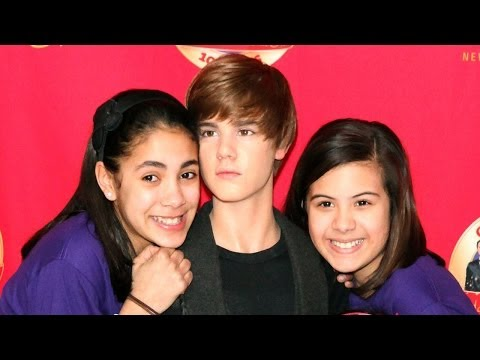 Justin Bieber Wax Figure Ruined By Groping Fans!